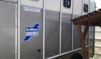 דגם Ifor Williams HB610 – קרון סוסים full